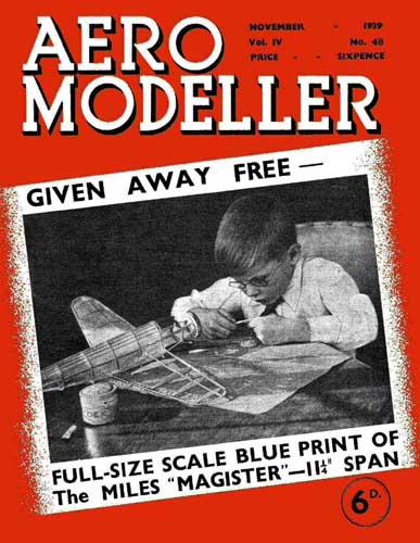 AeroModeller 1939/11 November (RCL#2027)