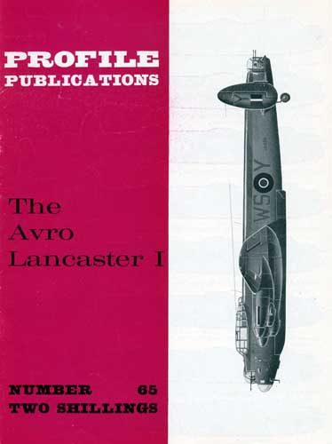 Profile Publications No. 065: Avro Lancaster I