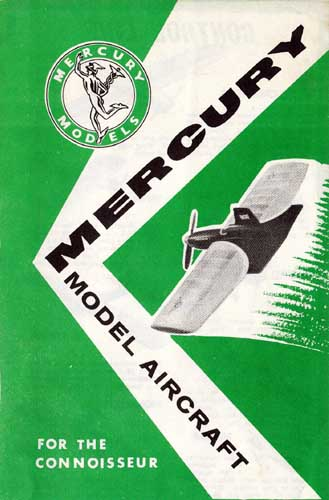 Mercury Model Aircraft Brochure