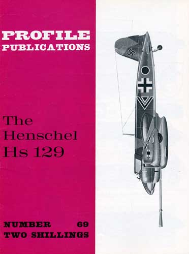 Profile Publications No. 069: Henschel Hs 129