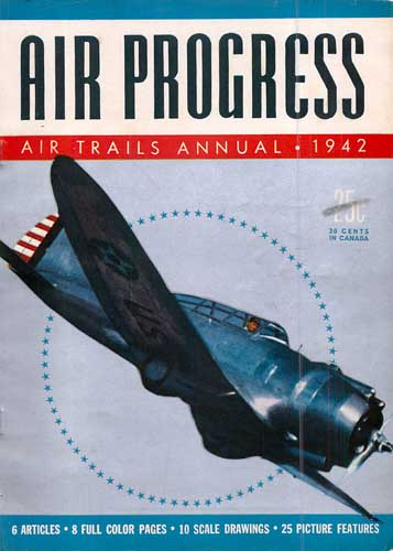 Air Progress, Air Trails Annual 1942
