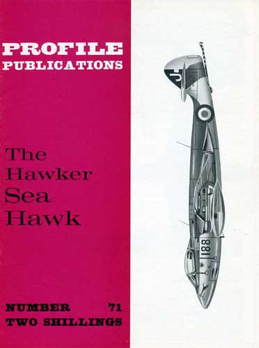 Profile Publications No. 071: Hawker Sea Hawk