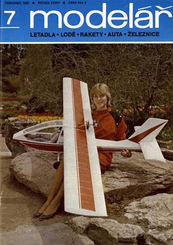 Modelar 1985/07 July (RCL#2075)