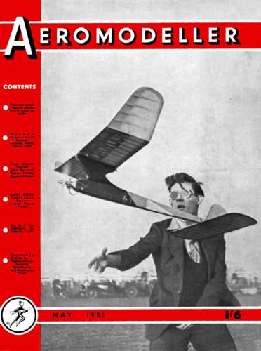 AeroModeller 1951/05 May - cover thumbnail