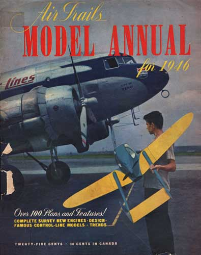 Air Trails Annual 1946