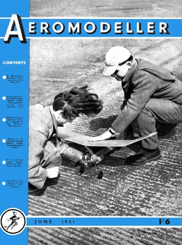 AeroModeller 1951/06 June