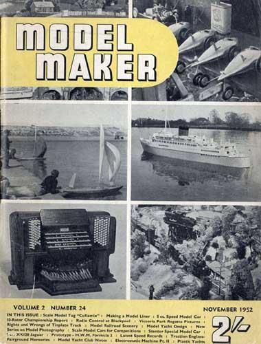 Model Maker 1952/11 November (RCL#2095)