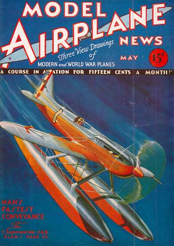 Model Airplane News 1932/05 May