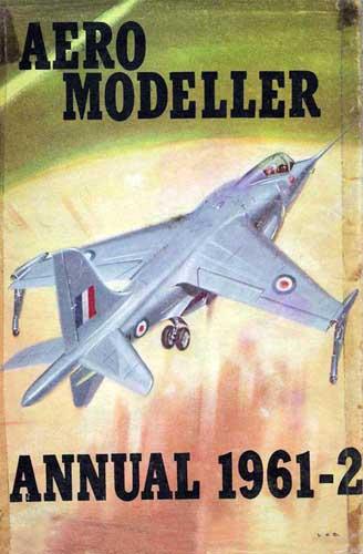 AeroModeller Annual 1961-62 (RCL#2103)