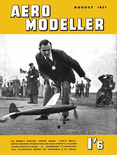 AeroModeller 1951/08 August - cover thumbnail