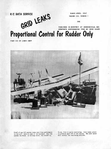 Grid Leaks 1962/03 March-April - cover thumbnail