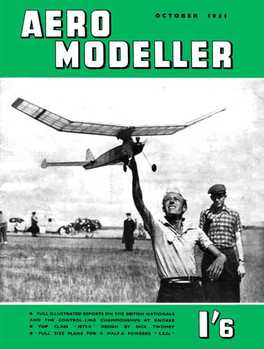 AeroModeller 1951/10 October - click to view RCLibrary page