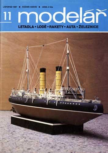 Modelar 1987/11 November (RCL#2151)