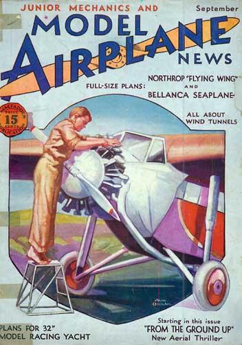Model Airplane News 1930/09 September (RCL#2153)