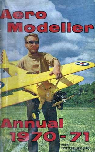 AeroModeller Annual 1970-71 (RCL#2154)