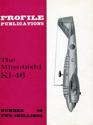 Profile Publications No. 082: Mitsubishi Ki-46 - cover thumbnail