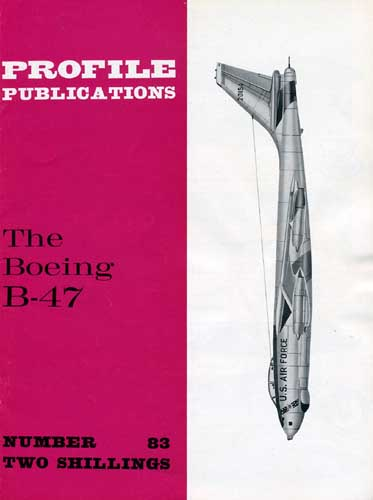 Profile Publications No. 083: Boeing B-47 - cover thumbnail