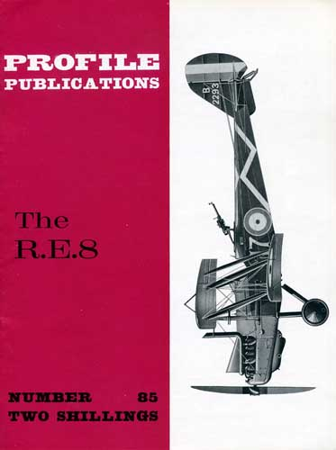 Profile Publications No. 085: R.E.8
