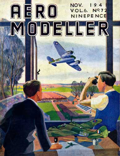 AeroModeller 1941/11 November - click to view RCLibrary page