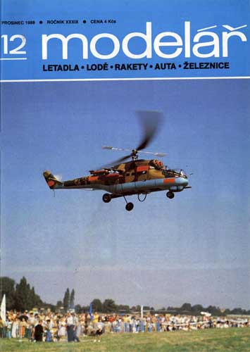 Modelar 1988/12 December - click to view RCLibrary page