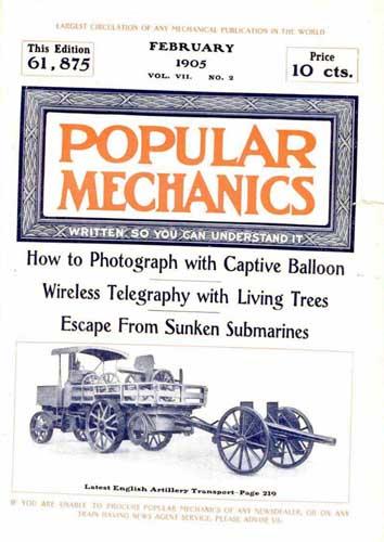 Popular Mechanics 1905/02 February (RCL#2201)