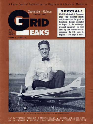 Grid Leaks 1962/09 September/ October - click to view RCLibrary page