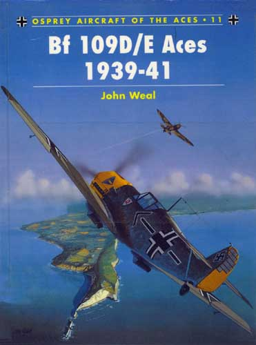 Bf 109D/E Aces 1939-41 - click to view RCLibrary page