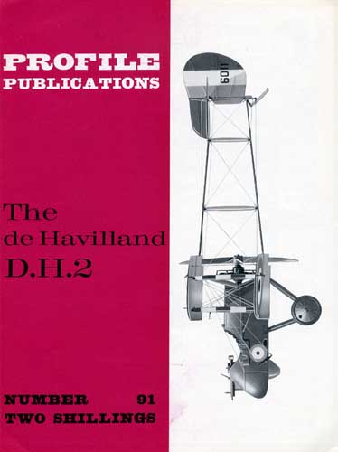 Profile Publications No. 091: de Havilland D.H.2 - cover thumbnail
