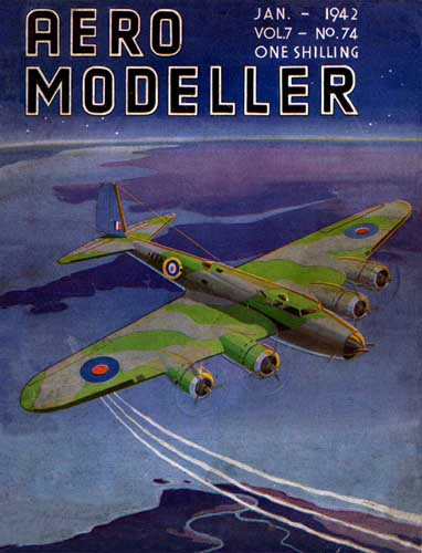 AeroModeller 1942/01 January (RCL#2224)