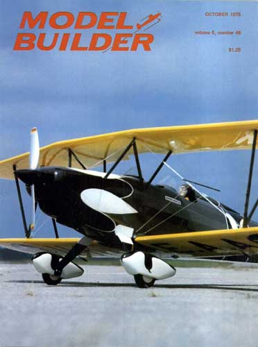 Model Builder 1975/10 October - cover thumbnail