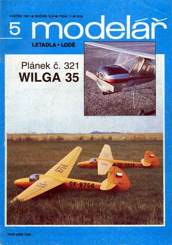 Modelar 1991/05 May - cover thumbnail