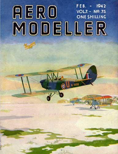 AeroModeller 1942/02 February (RCL#2245)