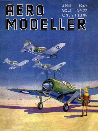 AeroModeller 1942/04 April - cover thumbnail