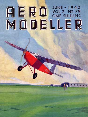 AeroModeller 1942/06 June - cover thumbnail