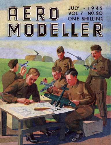 AeroModeller 1942/07 July - cover thumbnail