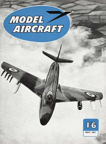 Model Aircraft 1957/05 May - click to view RCLibrary page