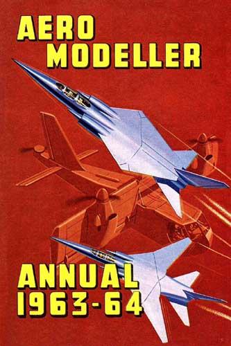 AeroModeller Annual 1963-64 (RCL#2299)