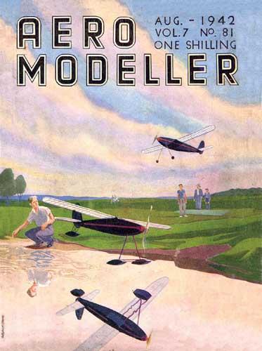 AeroModeller 1942/08 August - cover thumbnail
