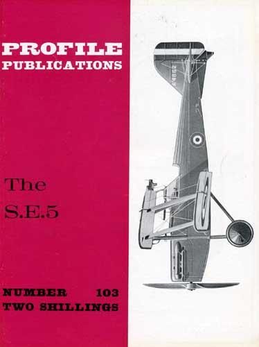 Profile Publications No. 103: S.E.5 (RCL#2304)