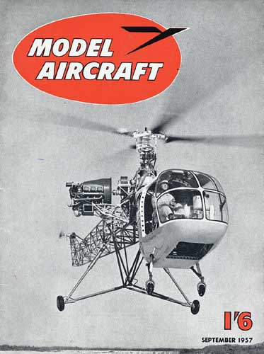 Model Aircraft 1957/09 September - click to view RCLibrary page