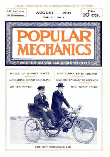 Popular Mechanics 1905/08 August (RCL#2320)