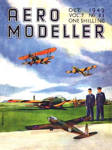 AeroModeller 1942/10 October - cover thumbnail