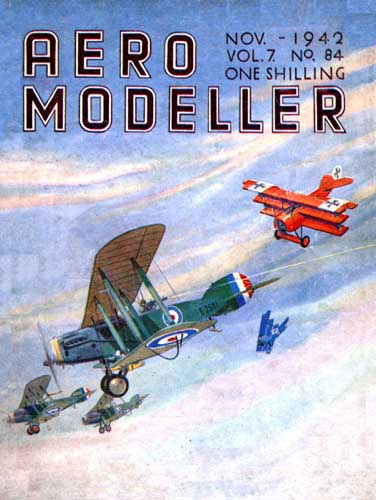 AeroModeller 1942/11 November - cover thumbnail