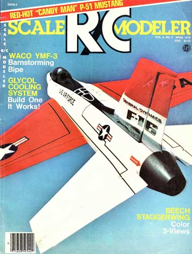 Scale R/C Modeler 1978/04 April - click to view RCLibrary page