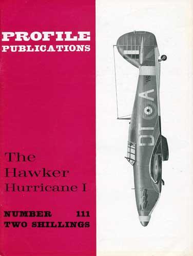 Profile Publications No. 111: Hawker Hurricane I (RCL#2357)