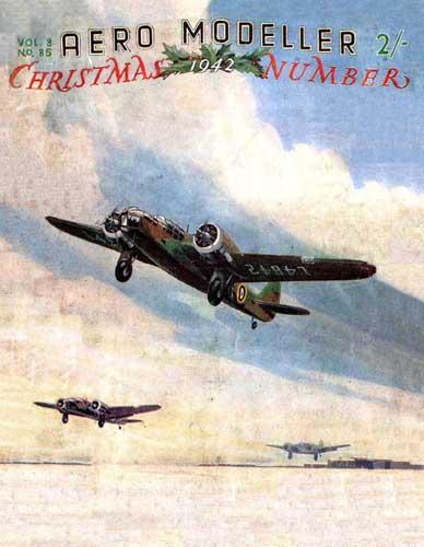 AeroModeller 1942/12 December - cover thumbnail