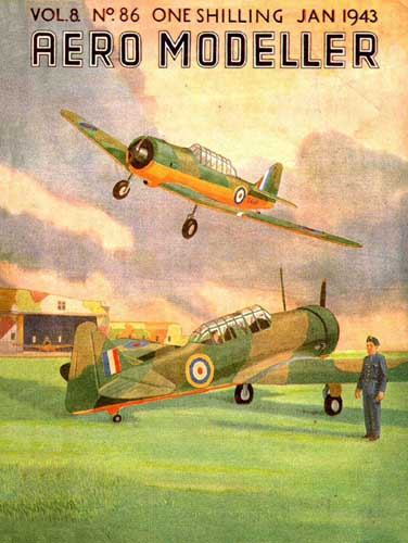 AeroModeller 1943/01 January - cover thumbnail