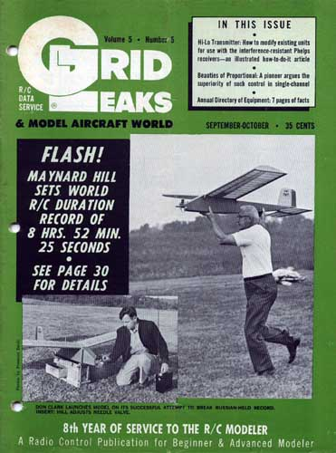 Grid Leaks 1964/09 September-October - cover thumbnail