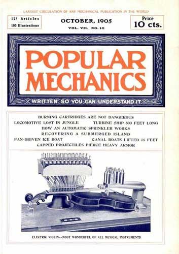 Popular Mechanics 1905/10 October (RCL#2392)