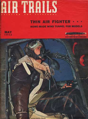 Air Trails 1942/05 May - cover thumbnail